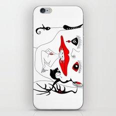 LADY MOMO iPhone & iPod Skin