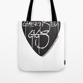 guernsey gigs Tote Bag