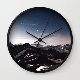 The Fault in Our Stars #buyart Wall Clock