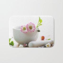 Wild herb kitchen Daisy Bath Mat