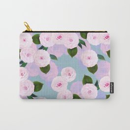 The Camellia Theory Carry-All Pouch