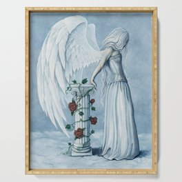 Hope Angel Serving Tray