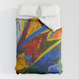 Flight to freedom Comforters