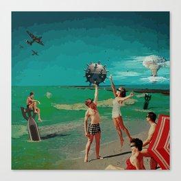 Summer is Magic Canvas Print