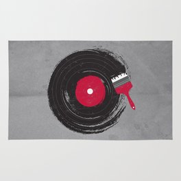 Art of Music Rug