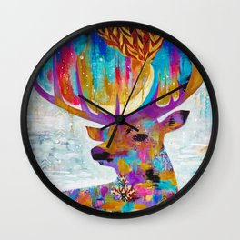 The Shining Wall Clock