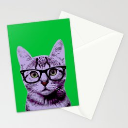 Warhol Cat 3 Stationery Cards
