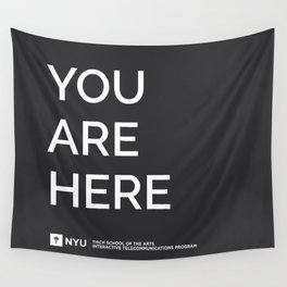 YOU ARE HERE  [Gotham] Wall Tapestry