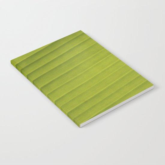 Banana Leaf II Notebook