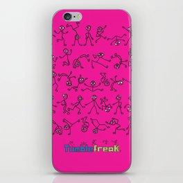 My Tumblefreak iPhone Skin