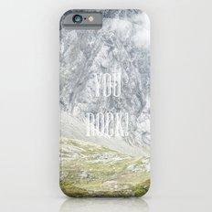 YOU ROCK! Slim Case iPhone 6s