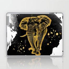 Golden Elephant Laptop & iPad Skin