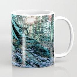 Enchanted Forest Wall Coffee Mug