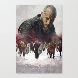 The Heart Of A King Canvas Print