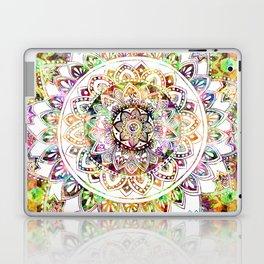 Psychedelic Mantis Mandala Laptop & iPad Skin