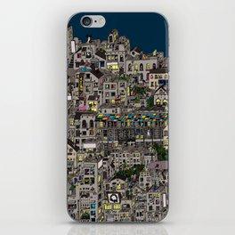 London Favela iPhone Skin