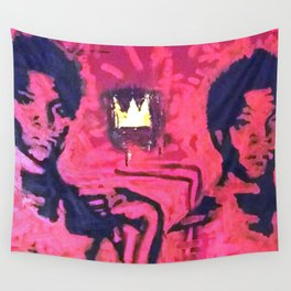 Samo David  Wall Tapestry