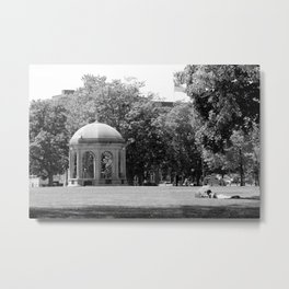 Historic Salem Common Metal Print
