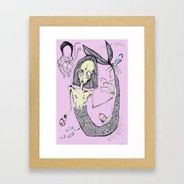 Find me Framed Art Print