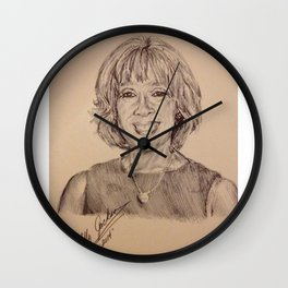 Gayle Wall Clock