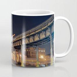 Brooklyn Bound J Coffee Mug