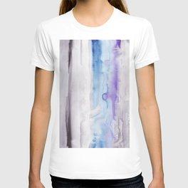 6    190907   Watercolor Abstract Painting T-shirt