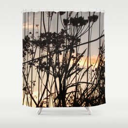 Rust #2 Shower Curtain