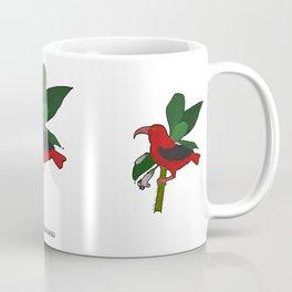 'I'iwi Color Maze Coffee Mug