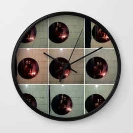 UNDEFINED Episode Five #6 Final Version #1. Wall Clock