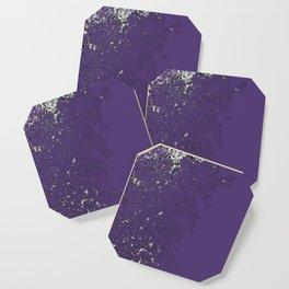 Purple Mold Coaster