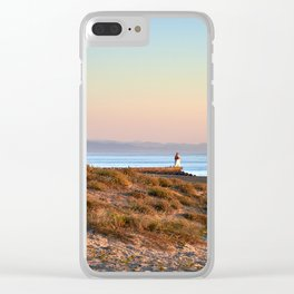 Hossegor Clear iPhone Case