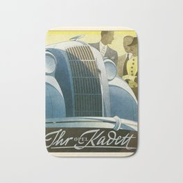 Automotive Art 378 Bath Mat