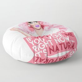 """""""If you wish you were me right now"""" Trixie Mattel, RuPaul's Drag Race Floor Pillow"""