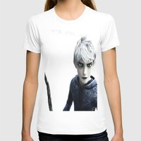 jack frost T-shirts featuring Jack Frost  by LaurenMichelle