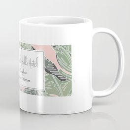 Beverly Hills hotel matches Coffee Mug