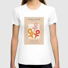 L'ART DU FÉMINISME II T-shirt