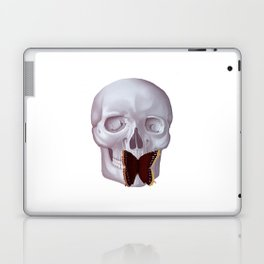 Butterfly Kiss Laptop & iPad Skin