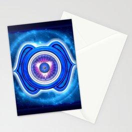 "Ajna Chakra Series ""Open Chakra"" Stationery Cards"