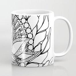 Lotus Coffee Mug