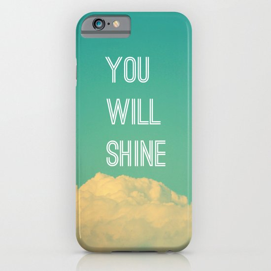 Baby, you will shine! iPhone & iPod Case