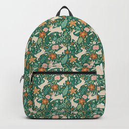 Jackalope in Spring Backpack