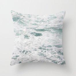 Ocean Pool Throw Pillow