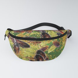 Cockroaches Fanny Pack
