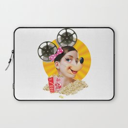 Pop Corn Laptop Sleeve