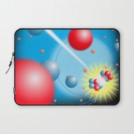 Splitting the Atom Laptop Sleeve