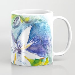 Wasserblumen / Waterflowers Coffee Mug