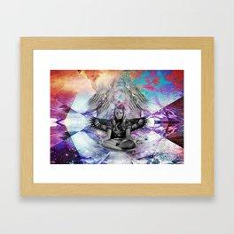 _COSMOS  Framed Art Print