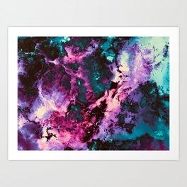γ Sterope Art Print