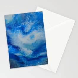 And the Heavens Opened up for Michael Stationery Cards
