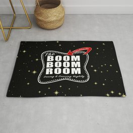 THE BOOM BOOM ROOM Rug